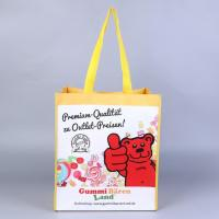 China Recycled PET Laminated Grocery Tote Bag-EVCH1004 wholesale