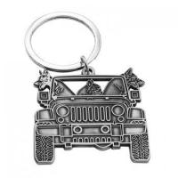 China Wholesale Custom Logo Souvenir Car Key Ring With Chain wholesale