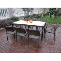 China High quality 8 seat luxury dining room set on sale