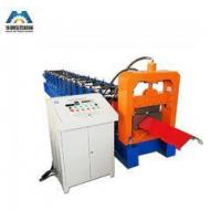 China Professional Metal Roll Form Equipment With Cage Safety Hood , 5.5 Kw Forming System wholesale