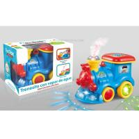 China Electric funny train with light wholesale