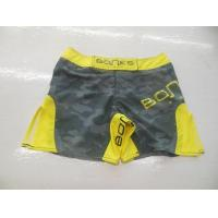 China Design Your Own Boxing Shorts on sale