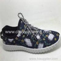 China China Men Sport Casual Shoes Fly Knitting Shoes Supplier wholesale