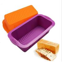 China Toaster Bread Loaf Plastic Container Box Maker Mold wholesale