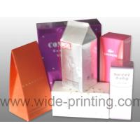China Cosmetic Box printing with different shape in China SWP15-4 wholesale