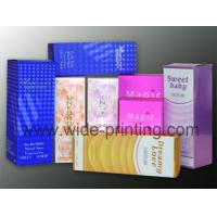 China Packaging Box printing with silver or gold stamping SWP15-5 wholesale