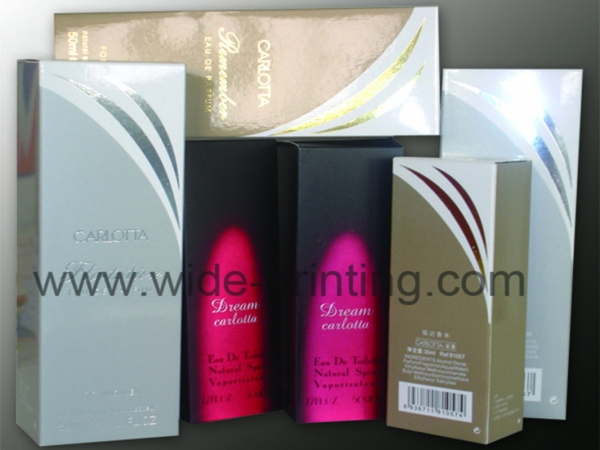 Quality High Quality Packaging Box Printing with gold foil in China SWP15-8 for sale