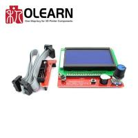 China 12864 LCD Control Panel Smart Display Compatible with Ramps 1.4 1.5 wholesale