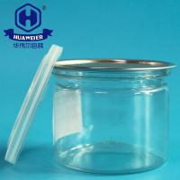 China 10OZ 300ML 307# China Wholesale Food Cans Transparent Tube Packaging wholesale