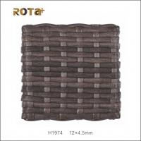 China Flat rattan series products H1974 12 4.5 wholesale