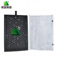 China Special activated carbon replacement filter for blower filter system on sale