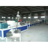 China PVC Wood Profile Production Line For Wall Panel wholesale