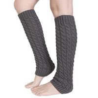China Cable Knit Leg Warmers wholesale