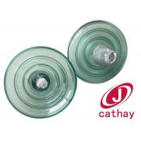 Quality Standard Disk Suspension Type Glass Insulator for sale