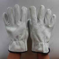 China Industrial metal smelt welding heat resistant protective gloves on sale
