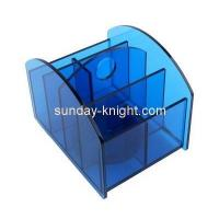 China Customize acrylic 24 inch storage container DBK-757 wholesale