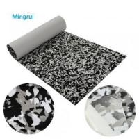 China Non Slip Camo Boat Floor Mats With Brushed wholesale