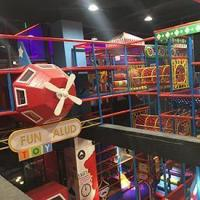 China Trampoline Park Bungee Jumping wholesale