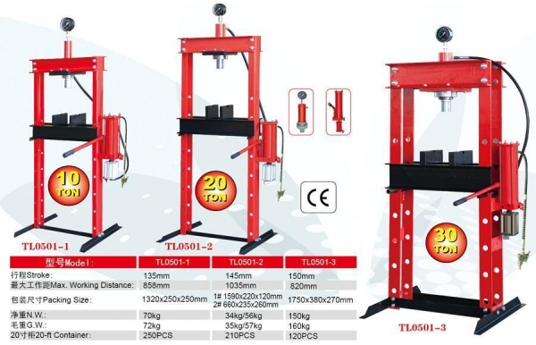 Quality TL0501-3Press With Gauge for sale