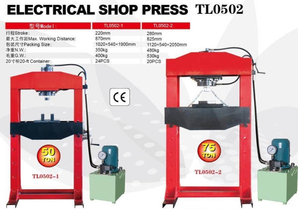 Quality TL0502-2Press With Gauge for sale