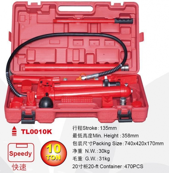 Quality TL0010KPorta Power Kit for sale