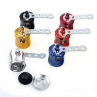 China Street Bike CNC Billet Aluminum Universal Motorcycle Oil Cup on sale