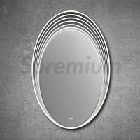 China S-3250 Oval Vanity Mirror with LED Lights on sale