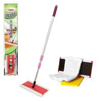 China Mop Static Microfiber Mop  Stain-Free Cleaning Set on sale