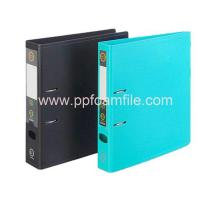 China Favorites Compare A4 Newest style PP foam lever arch file wholesale