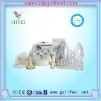 China Female lymphatic drainage and nipple breast pump enlargement breast growing cupping therapy on sale