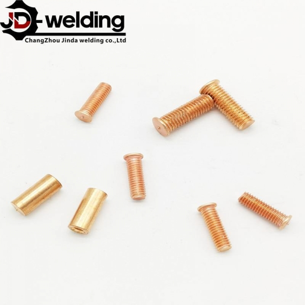 China Capacitor discharge studs,PT threaded studs