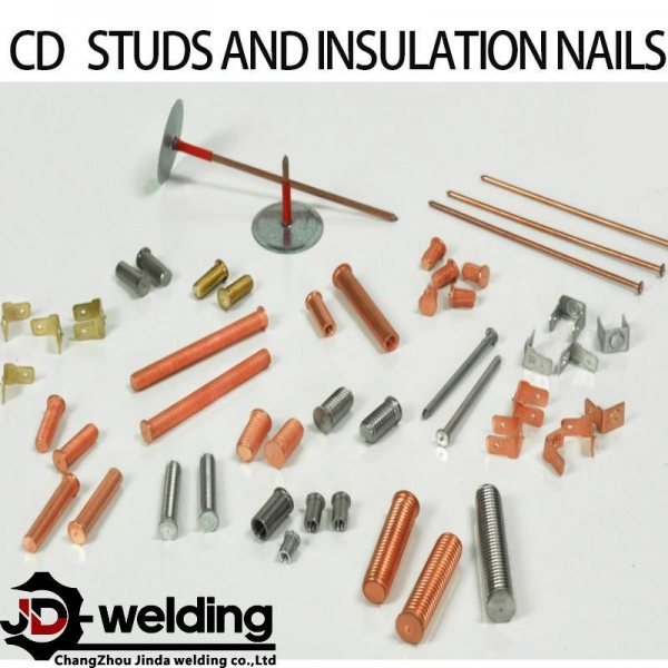 China capacitor discharge studs and insulation nails