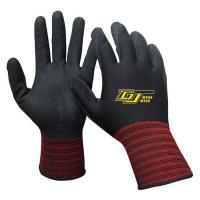 China Nitrile Coated Cotton Gloves on sale