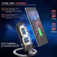 China Hot Selling 10w Double Coil Mobile Phone Charger Phone Cell Phone Charging Mat wholesale