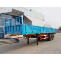 Buy cheap 2 Axles Cargo Semi-trailer from wholesalers