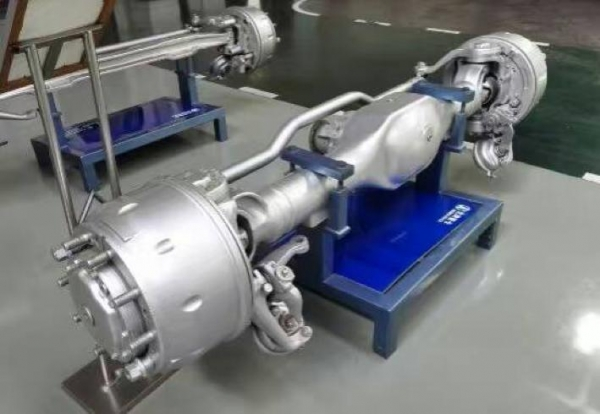 China BEIBEN NORTH BENZ AXLE ASSEMBLY