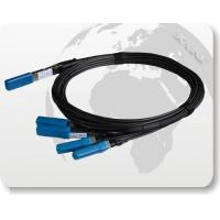 Buy cheap 40G QSFP to 4x10G SFP+ Parallel Fan-Out Cooper Cable from wholesalers