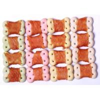 Buy cheap Snacks and biting SXT057-Biscuit-twined-by-chicken from wholesalers