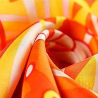Buy cheap Custom-made Silk Fabric Printing and Dyeing from wholesalers