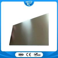Buy cheap No.4 Stainless Steel Plate from wholesalers
