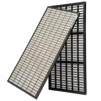 Buy cheap Composite Frame Screen with Reduced Screen Weight to Enhance Shaker G-force from wholesalers