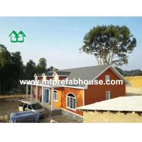 Buy cheap Well design and quick built Prefab Light Steel Villa from wholesalers