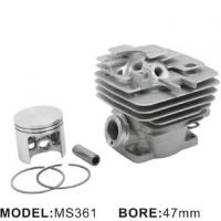 Buy cheap Nikasil Chainsaw Cylinder Kit for Stihl MS361 from wholesalers