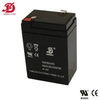 China 6v 4ah sealed lead acid battery for electric scales wholesale