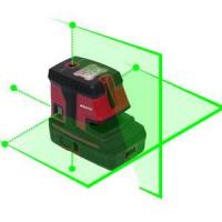 Buy cheap Laser Level 2 Line 5 Dot Green from wholesalers