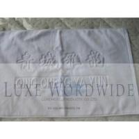 Buy cheap 100% cotton bath mat from wholesalers