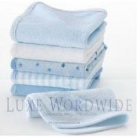 Buy cheap colorful 100% cotton face towel from wholesalers