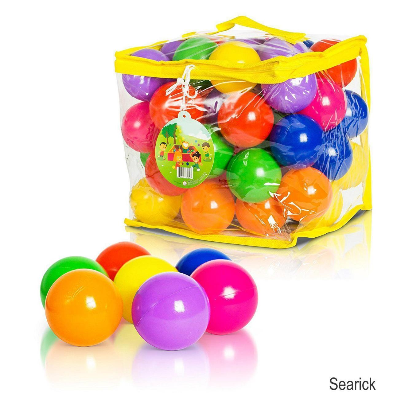 Buy cheap Soft Plastic Kids Play Balls  Non Toxic, 50 Phthalate & BPA Free - from wholesalers