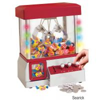 Buy cheap Electronic Claw Toy Grabber Machine With LED Lights And Toys from wholesalers