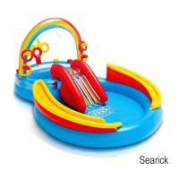 Buy cheap Rainbow Ring Inflatable Play Center, 117 from wholesalers
